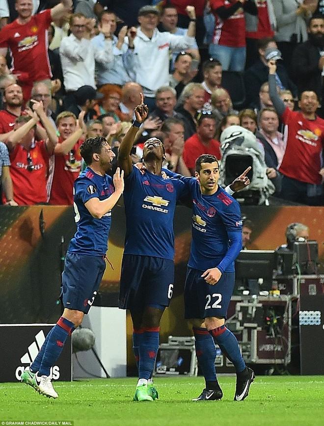 Champions League, Man United đến đây! 9