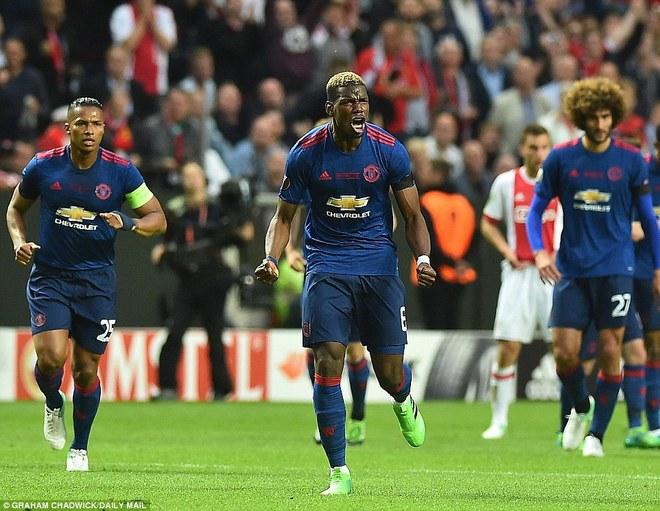 Champions League, Man United đến đây! 10