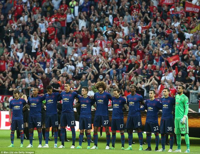 Champions League, Man United đến đây! 11