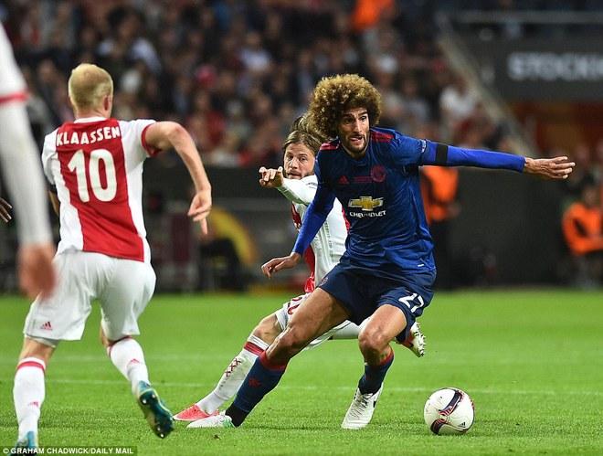 Champions League, Man United đến đây! 12