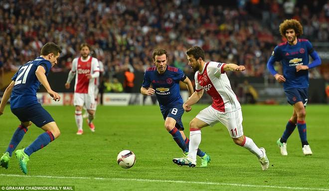 Champions League, Man United đến đây! 13