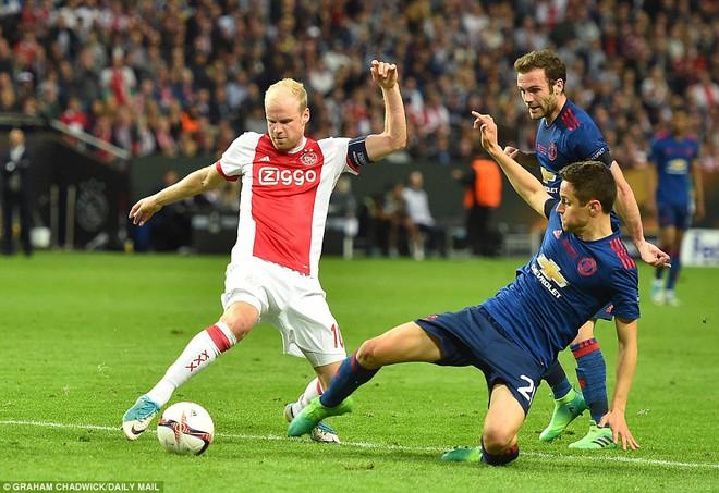 Champions League, Man United đến đây! 14