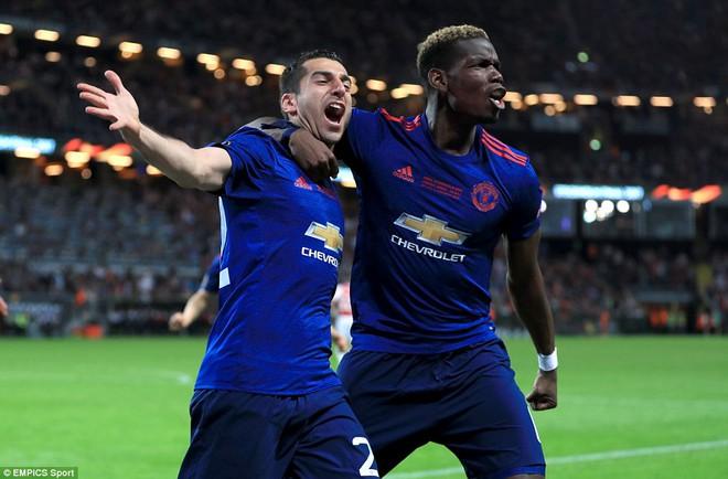Champions League, Man United đến đây! 16