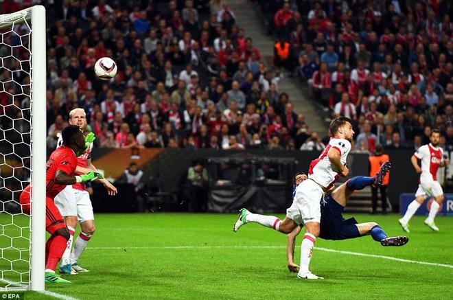 Champions League, Man United đến đây! 17