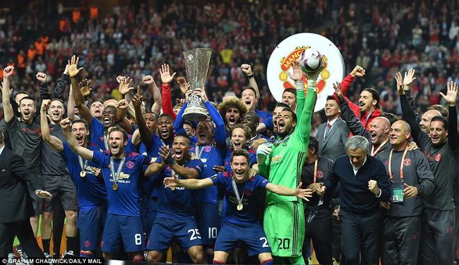 Champions League, Man United đến đây! 22