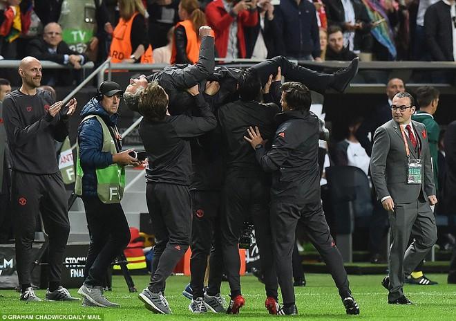 Champions League, Man United đến đây! 23