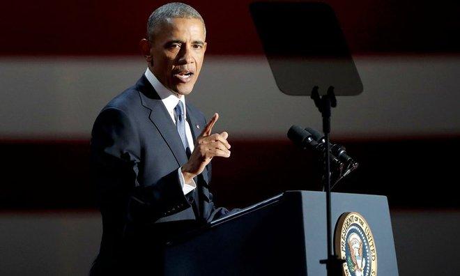 Toàn văn bài phát biểu chia tay của Tổng thống Mỹ Barack Obama - Ảnh 4.