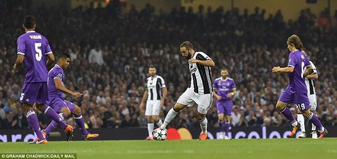 Nằm xuống Juventus, để chứng kiến Ronaldo vĩ đại lên ngôi! 5