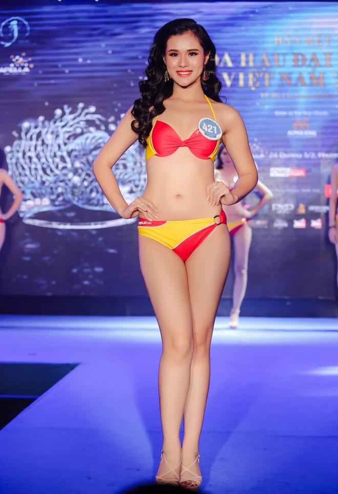Top 34 thí sinh Hoa hậu Đại dương nóng bỏng với trang phục bikini - Ảnh 12.