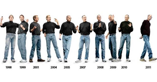 Chuyện chưa kể về bộ quần áo huyền thoại của Steve Jobs và phong cách đối lập từ Tim Cook - Ảnh 3.
