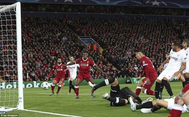 Vận may chưa trở lại, Liverpool chỉ biết ngậm ngùi tự trách mình - Ảnh 10.