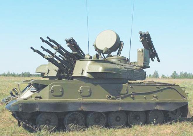 Việt Nam chế tạo tổ hợp pháo - tên lửa phòng không tự hành tầm thấp - Ảnh 4.