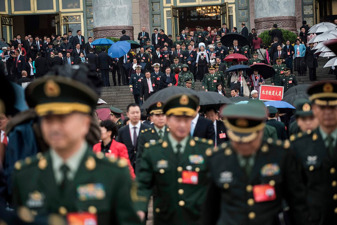 Diễn văn hơn 30.000 từ đánh dấu Trung Quốc bước vào thời đại Tập Cận Bình - Ảnh 1.