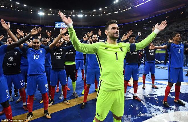 Ngôi sao được Man United tăm tia nổ súng, Pháp đoạt vé chính thức đến World Cup - Ảnh 3.