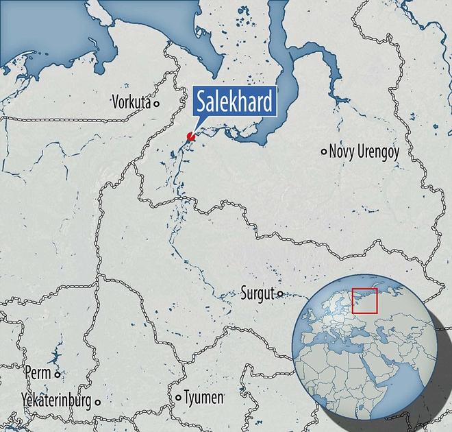 Bí ẩn quả cầu UFO khổng lồ phát sáng ở Sibaria: Cổng thời gian mở ra hay người ngoài hành tinh? - Ảnh 4.