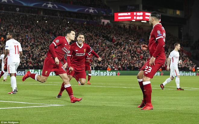 Chiến thắng hủy diệt, Liverpool ra mắt bộ tứ siêu tấn công huyền ảo - Ảnh 6.