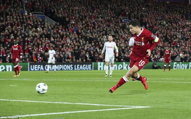 Chiến thắng hủy diệt, Liverpool ra mắt bộ tứ siêu tấn công huyền ảo - Ảnh 10.