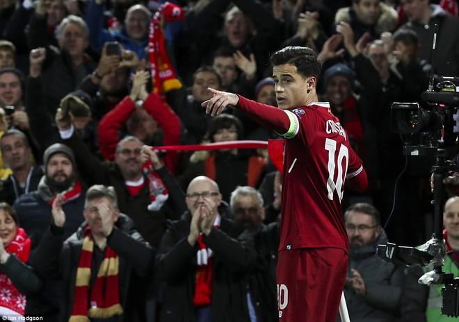 Chiến thắng hủy diệt, Liverpool ra mắt bộ tứ siêu tấn công huyền ảo - Ảnh 12.