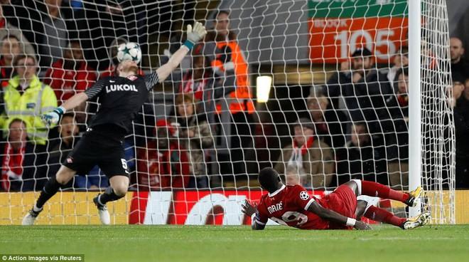 Chiến thắng hủy diệt, Liverpool ra mắt bộ tứ siêu tấn công huyền ảo - Ảnh 16.