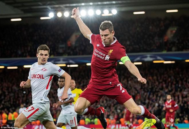Chiến thắng hủy diệt, Liverpool ra mắt bộ tứ siêu tấn công huyền ảo - Ảnh 19.
