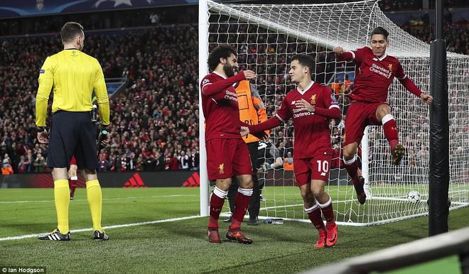 Chiến thắng hủy diệt, Liverpool ra mắt bộ tứ siêu tấn công huyền ảo - Ảnh 22.