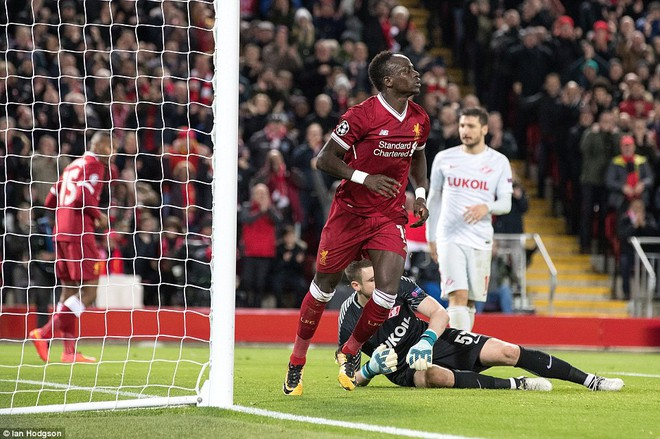 Chiến thắng hủy diệt, Liverpool ra mắt bộ tứ siêu tấn công huyền ảo - Ảnh 25.