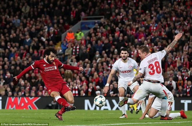 Chiến thắng hủy diệt, Liverpool ra mắt bộ tứ siêu tấn công huyền ảo - Ảnh 28.
