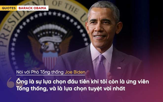 Obama: Các bạn khiến tôi trở thành một Tổng thống tốt hơn, một người tốt hơn! - Ảnh 1.