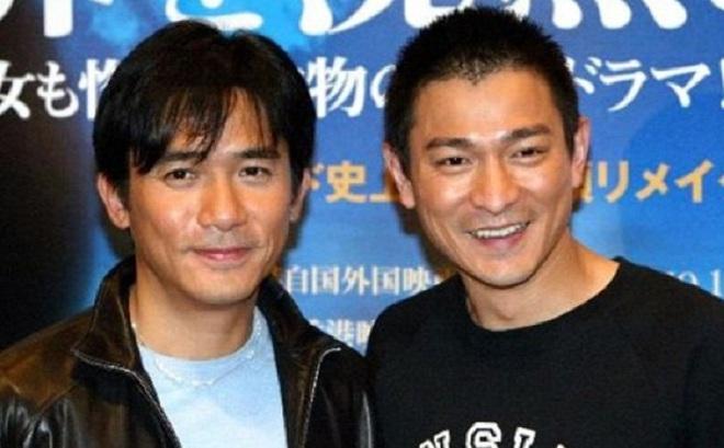 Lương Triều Vỹ và Lưu Đức Hoa được đề cử Nam diễn viên tệ nhất 2016