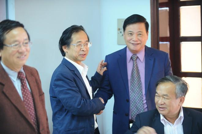 Thành viên Ban chấp hành, nguyên Phó Chủ tịch VFF Nguyễn Lân Trung