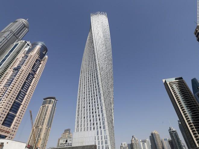 Chiêm ngưỡng các tuyệt tác kiến trúc hiện đại có một không hai trên thế giới - Ảnh 5.