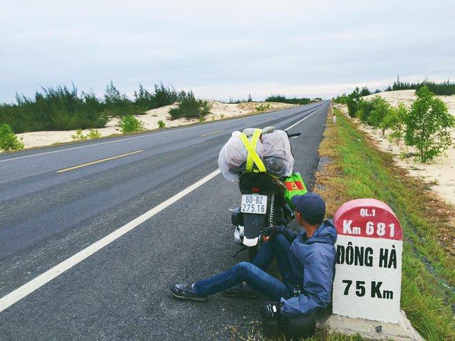 Chàng trai đi xuyên Việt 43 ngày: Sự thật khắc nghiệt sau mỗi bức ảnh đẹp - Ảnh 2.