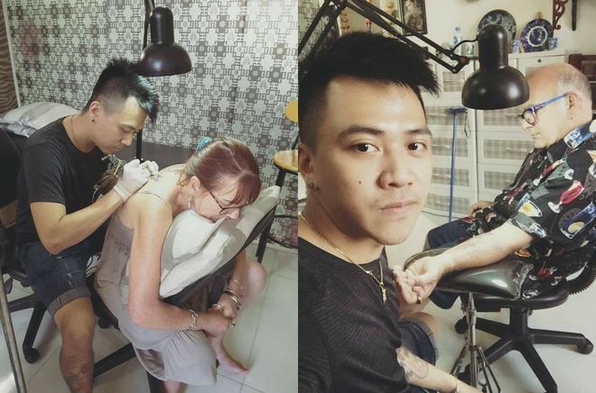 Chàng thợ xăm nổi tiếng Sài Gòn và câu chuyện đầy nước mắt về 3 hình xăm khi 16 tuổi - ảnh 10