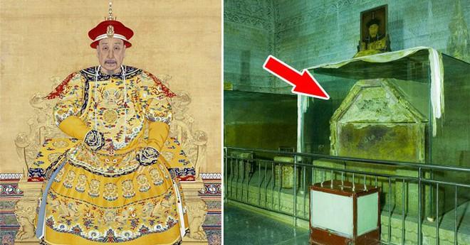 Quan tài tự di chuyển và những bí mật đáng sợ ẩn giấu trong lăng mộ hoàng gia Thanh triều - Ảnh 5.