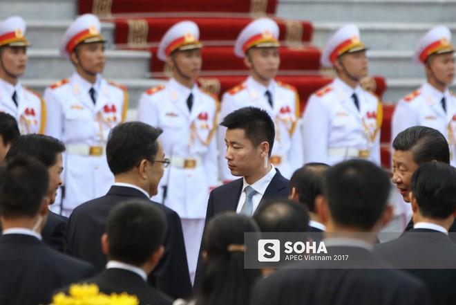 Nhận diện gương mặt đặc biệt trong đội cận vệ tinh nhuệ theo ông Tập sang thăm Việt Nam - Ảnh 12.