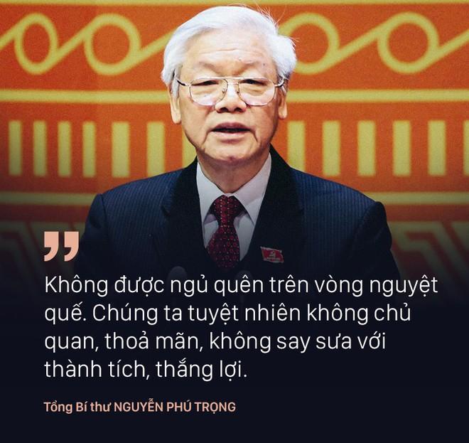 Những phát ngôn ấn tượng nhất của Tổng Bí thư và Thủ tướng trong cuộc họp Chính phủ - Ảnh 1.