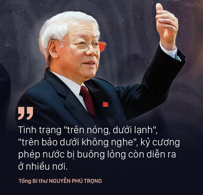 Những phát ngôn ấn tượng nhất của Tổng Bí thư và Thủ tướng trong cuộc họp Chính phủ - Ảnh 3.