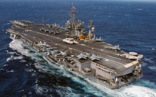 """Khám phá siêu tàu sân bay từng được Mỹ dự định """"cho không"""" Ấn Độ"""