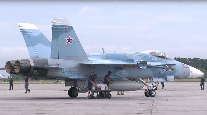 Kinh ngạc khi xem vũ khí Mỹ đóng giả vũ khí Nga - Ảnh 8.