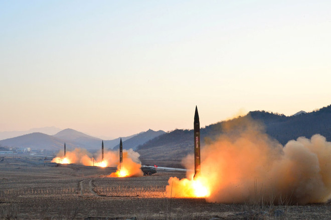BBC: Lá chắn tên lửa Mỹ có thể bị xuyên thủng, ông Trump sắp hết thời gian với Triều Tiên - ảnh 1