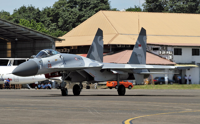 Việt Nam có thể sửa chữa lớn chiến đấu cơ Sukhoi cho Indonesia?