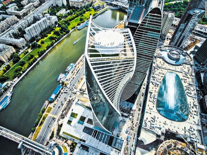 Chiêm ngưỡng các tuyệt tác kiến trúc hiện đại có một không hai trên thế giới - Ảnh 6.