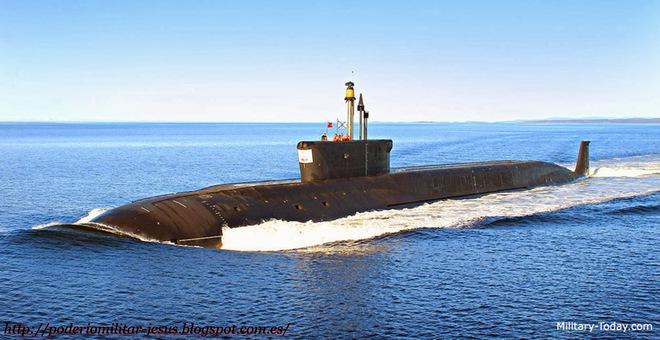 Nga bị lộ tin chế tạo tàu ngầm bí mật dành cho ngư lôi tuyệt mật: Mỹ hết sức dè chừng - Ảnh 2
