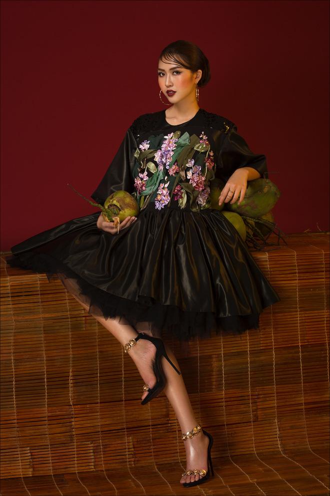 Tường Linh hóa quý cô thanh lịch trước thềm thi Hoa hậu Liên lục địa - Ảnh 6.