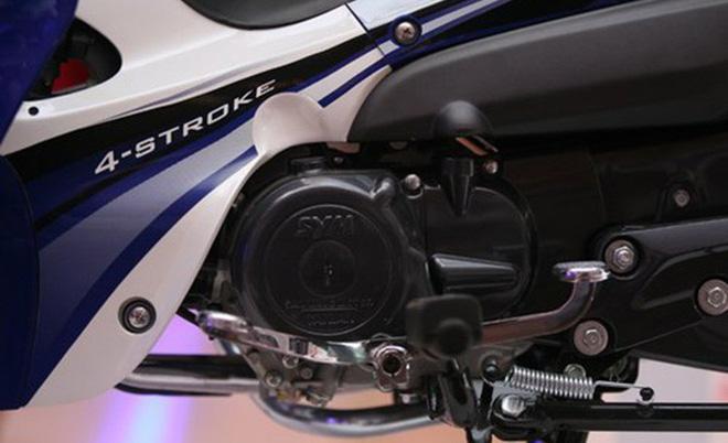 Cận cảnh chiếc xe máy có giá rẻ nhất Việt Nam - Ảnh 5.