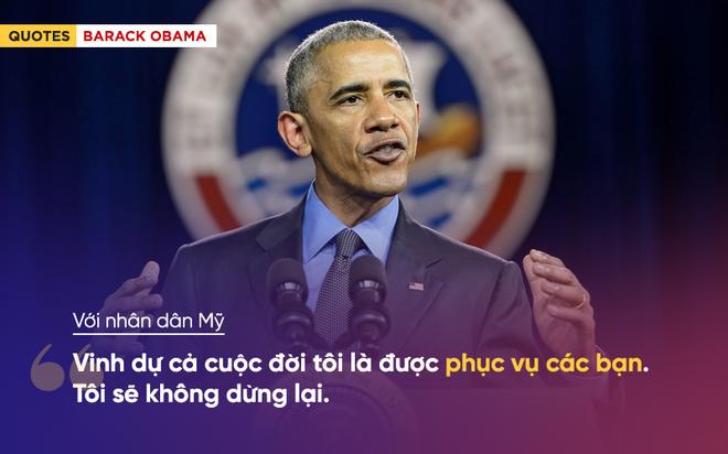 Obama: Các bạn khiến tôi trở thành một Tổng thống tốt hơn, một người tốt hơn! - Ảnh 3.