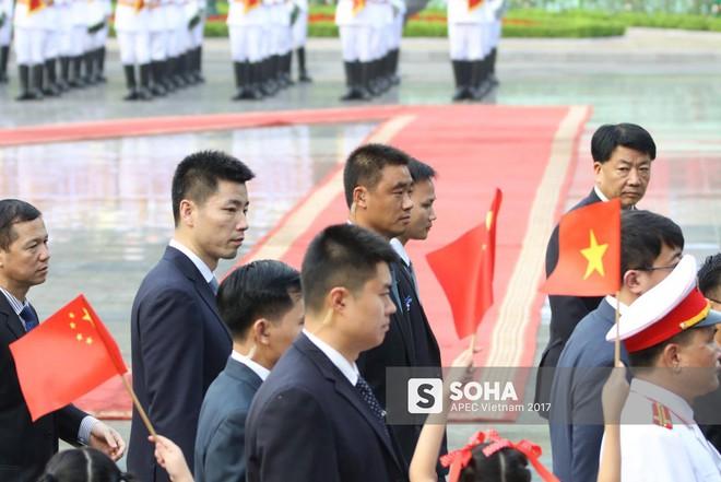 Nhận diện gương mặt đặc biệt trong đội cận vệ tinh nhuệ theo ông Tập sang thăm Việt Nam - Ảnh 10.