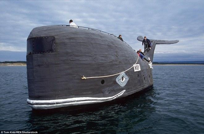 17 du thuyền lạ nhất thế giới, chiếc đầu tiên khiến nhiều người hiểu lầm tai hại - Ảnh 6.