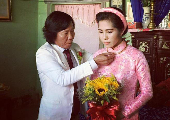 Điều ít biết về vợ xinh đẹp kém đạo diễn Nguyễn Tranh tới 25 tuổi - Ảnh 2.