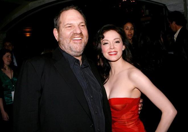 Ông trùm Hollywood và bê bối sex: Đế chế sụp đổ, tội ác được vạch trần - Ảnh 3.